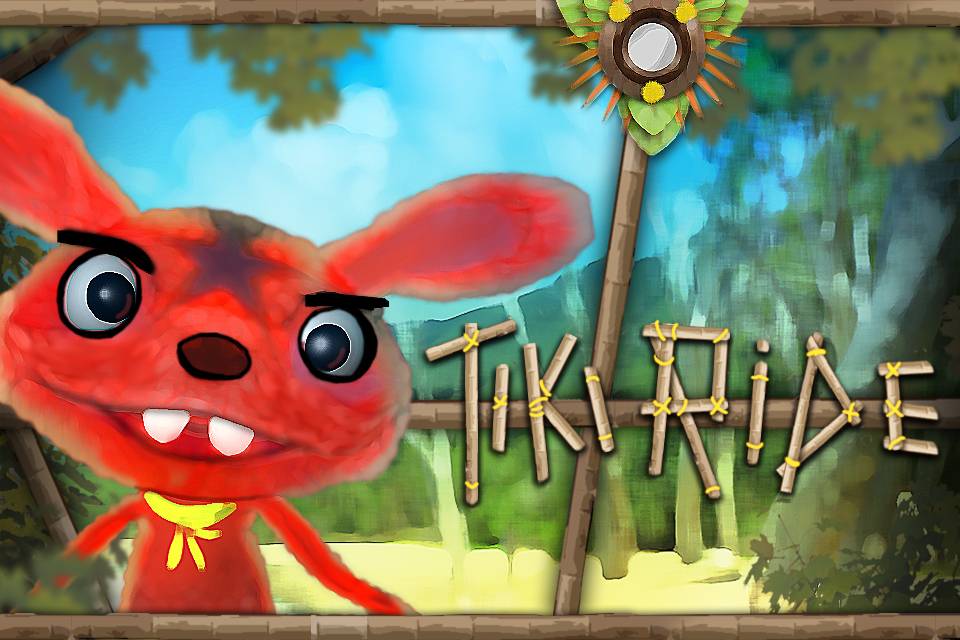 Screenshot Tiki Ride Lite