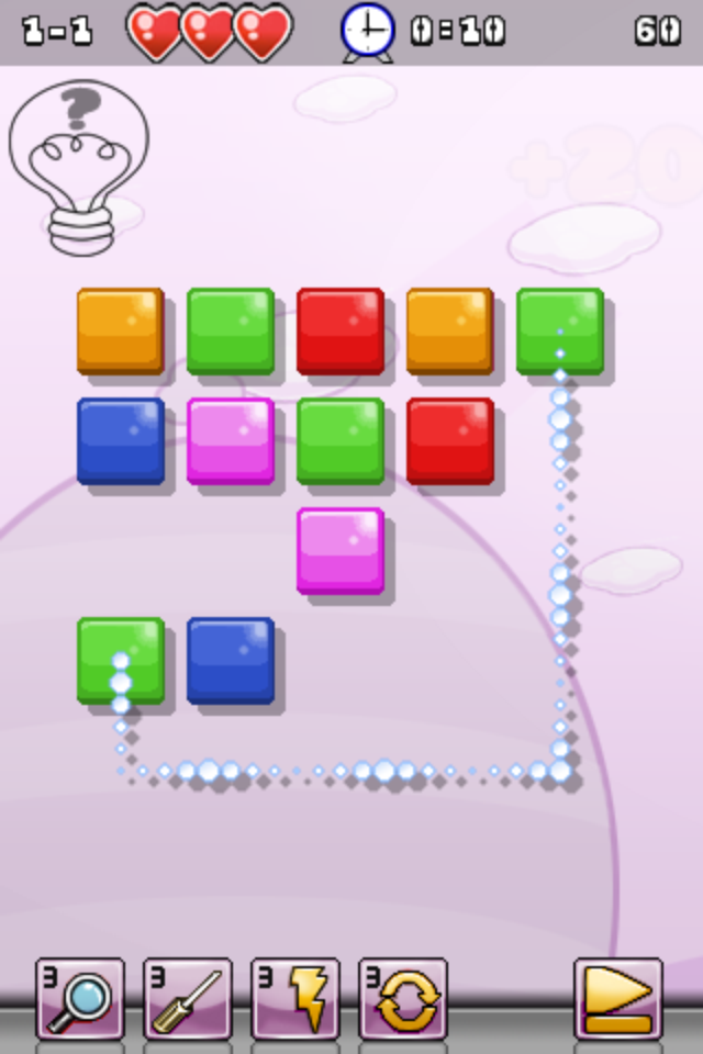 Screenshot Connect M Free